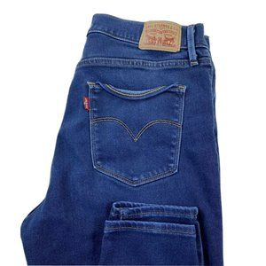 Levis  721 High Rise Super Skinny Jeans